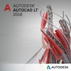 Autodesk AutoCAD LT 2018 Commercial New Single-user ELD Annual Subscription