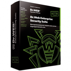 Dr web Enterprise Security Suite