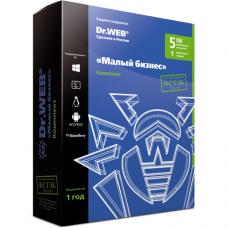 Антивирус Dr Web «Малый бизнес»