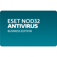 ESET NOD32 Antivirus Business Edition newsale for 21 User
