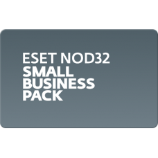 ESET NOD32 Small Business Pack newsale for 3 User