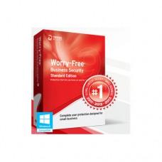 Worry-Free Business Security Standard на 5 пользователей 1 год