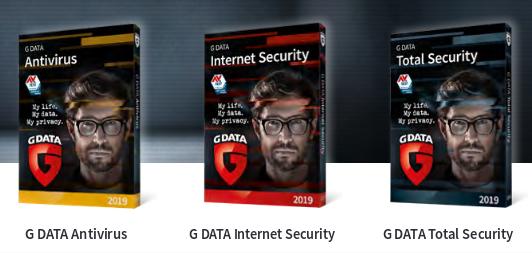 В G Data 2019 настройка движков также присутствует