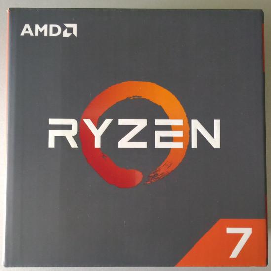 Box с процессором Ryzen 7