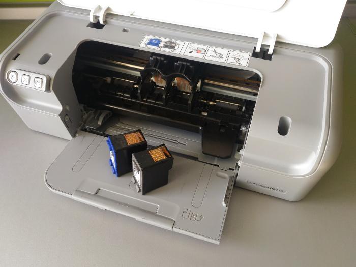 Наши специалисты проведут ремонт и заправку струйных принтеров